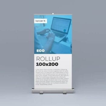 Rollup ECO 100x200