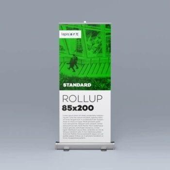 Rollup Standard 85x200