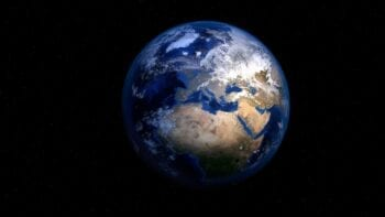 earth, planet, world